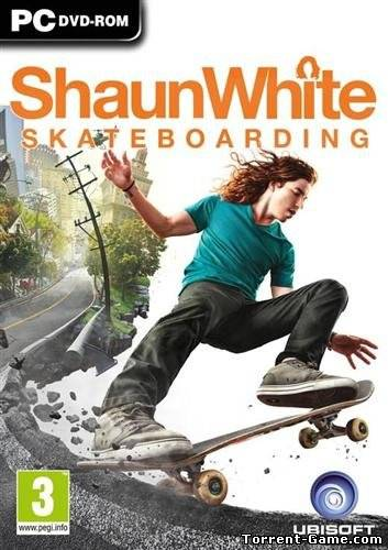 Shaun White Skateboardin?g (2010) PC | Lossless RePack