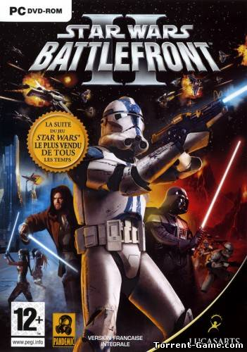 Star Wars: Battlefront 2 (2005) PC | Лицензия