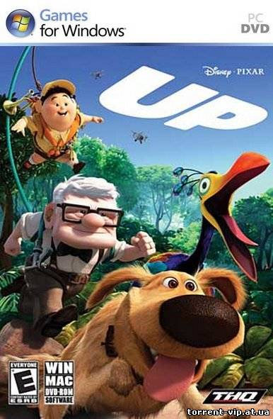 Вверх / Up: The Video Game [RUS]
