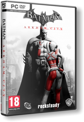 Batman: Arkham City (2011/PC/RUS/Repack) by R.G. Игроманы