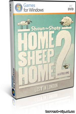 Home Sheep Home 2: A Little Epic (2011/PC/Eng)