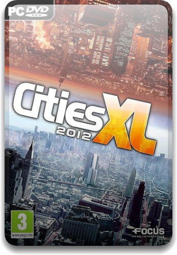 Cities XL 2012 (2011/PC/RePack/Rus+Eng) by R.G. Catalyst