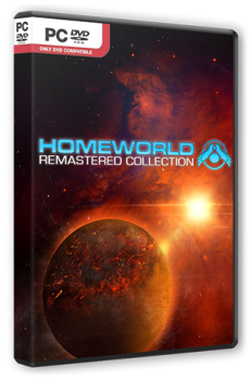 Homeworld Remastered Collection (2015) PC | RePack от R.G. Steamgames