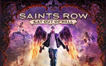 Обзор Saints Row: Gat Out of Hell