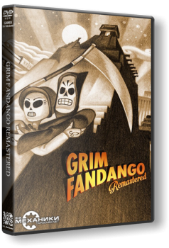 Grim Fandango Remastered (2015) PC | RePack от R.G. Механики