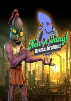 Oddworld: New 'n' Tasty (2015) PC | SteamRip от Let'sPlay