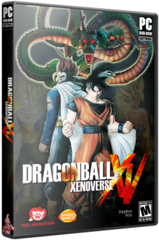 Dragon Ball: Xenoverse (2015) PC | Лицензия