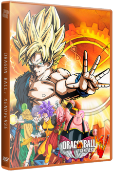 Dragon Ball: Xenoverse (2015) PC | RePack от SEYTER