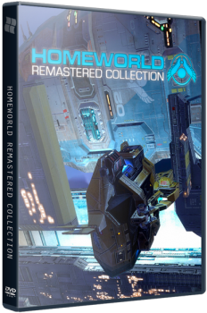 Homeworld Remastered Collection [v 1.28] (2015) PC | RePack от R.G. Catalyst