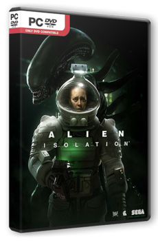 Alien: Isolation [Update 8] (2014) PC | RePack от R.G. Steamgames