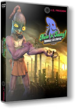 Oddworld: New 'n' Tasty [Update 1] (2015) PC | RePack от R.G. Freedom