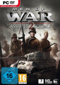 В тылу врага Штурм 2 / Men of War Assault Squad 2 [v 3.115.0] (2014) PC | RePack by Mr.White