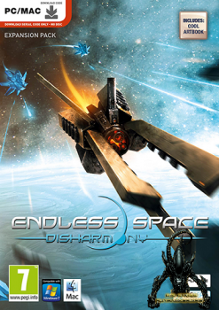 Endless Space [v 1.1.58] (2012) PC | RePack от R.G. Catalyst