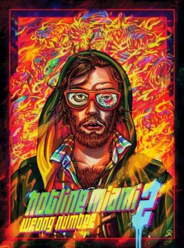Hotline Miami 2: Wrong Number (2015) PC | Steam-Rip от R.G. Origins