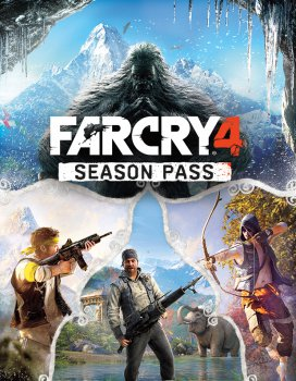 Far Cry 4: Valley of the Yetis - Overrun [v 1.9] (2015) PC | DLC