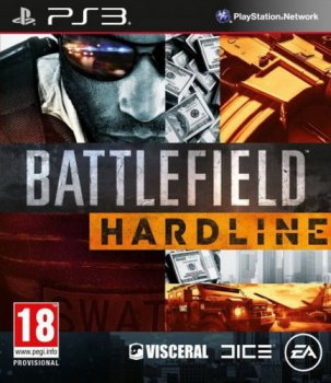 Battlefield: Hardline [USA/ENG] PS3