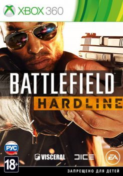 Battlefield Hardline [Region Free/RUSSOUND] (XGD3) (LT+ 3.0) XBOX360