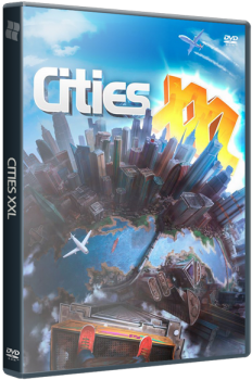 Cities XXL [v 1.5.0.1] (2015) PC | Steam-Rip от R.G. Origins