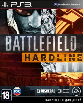 Battlefield Hardline Deluxe Edition [EUR/RUSSOUND] PS3