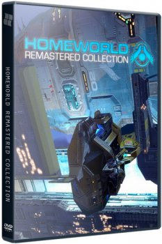 Homeworld Remastered Collection [v 1.24] (2015) PC | RePack от SEYTER