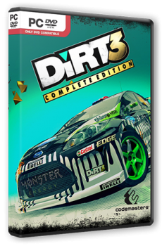DiRT 3 Complete Edition (2015) PC | RePack от R.G. Steamgames