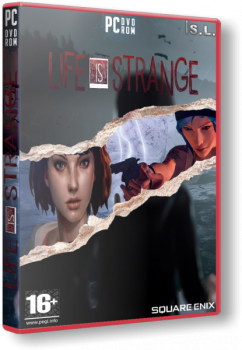 Life Is Strange. Episode 1-4 [Update 2] (2015) PC | RePack by SeregA-Lus
