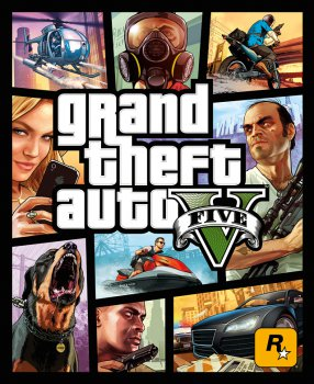 GTA 5 / Grand Theft Auto V (2015) PC PreLoad | ALI213