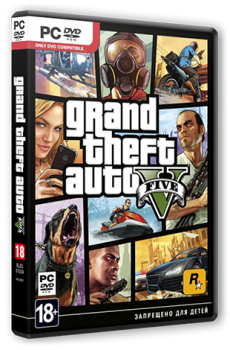GTA 5 / Grand Theft Auto V [Update 4/5] (2015) PC | RePack от R.G. Steamgames
