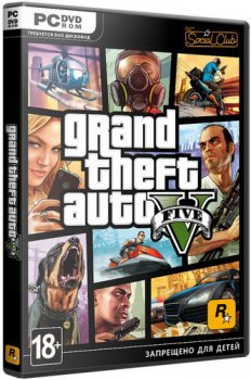 GTA 5 / Grand Theft Auto V [Update 3] (2015) PC | Steam-Rip от Let'sРlay