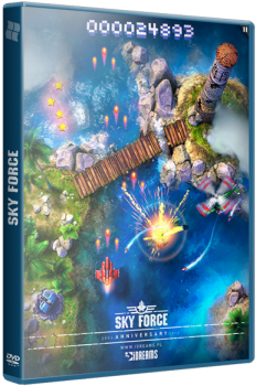 Sky Force Anniversary (2015) PC | RePack от xGhost