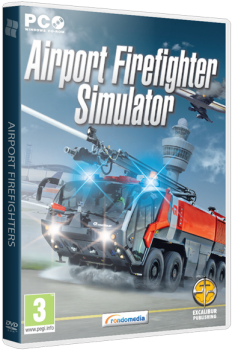 Airport Firefighters: The Simulation (2015) PC | RePack от xatab