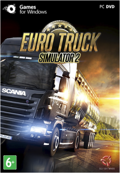 Euro Truck Simulator 2 [v 1.19.1s] (2013) PC | Steam-Rip от R.G. Origins