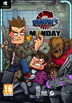 Randal's Monday (2014) PC | Лицензия