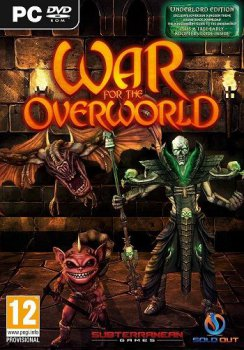 War for the Overworld [v.1.1.7] (2015) PC | Steam-Rip от Let'sPlay