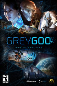 Grey Goo [Update 6] (2015) PC | RePack от FitGirl