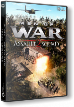 В тылу врага: Штурм 2 / Men of War: Assault Squad 2 [v 3.126.0 + 2 DLC] (2014) PC | RiP by SeregA-Lus