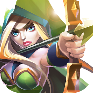 Magic Rush: Heroes [v.1.1.11] (2015) Android