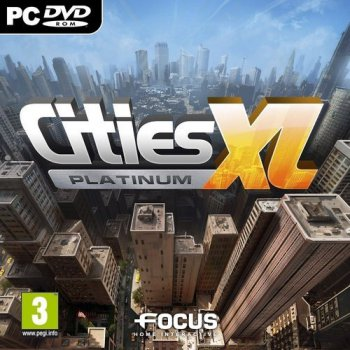 Cities XL Platinum [v1.0.5.725] 2013 PC | Repack от by R.G. Catalyst