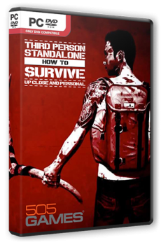 How To Survive: Third Person Standalone (2015) PC | Лицензия