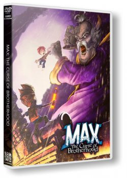 Max: The Curse of Brotherhood [v 4.3.1.45] (2014) PC | RePack от R.G. Catalyst