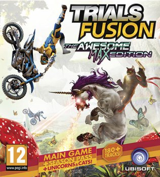 Trials Fusion: The Awesome Max Edition (2015) PC | RePack от FitGirl