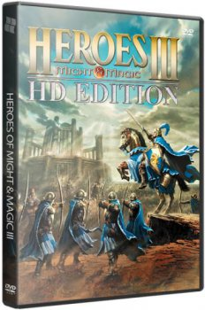 Heroes of Might & Magic 3: HD Edition [Update 3] (2015) PC | RePack by ShootGun1982