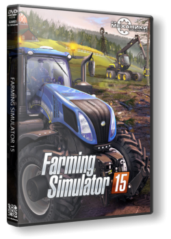 Farming Simulator 15 [v 1.3.1 + DLC's] (2014) PC | RePack от R.G. Механики