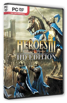 Heroes of Might & Magic 3: HD Edition [Update 4] (2015) PC | RePack от R.G. Steamgames