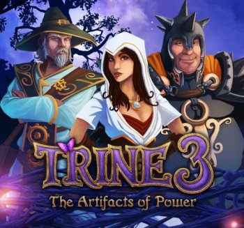 Trine 3: The Artifacts of Power [Update 1] (2015) PC | RePack от R.G. Revenants