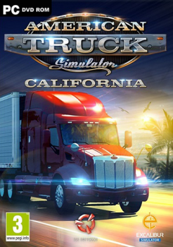 American Truck Simulator (2016) PC | Лицензия