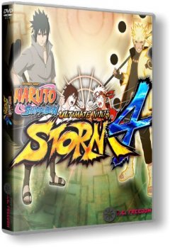 NARUTO SHIPPUDEN: Ultimate Ninja STORM 4 - Deluxe Edition [v1.06] (2016) PC | RePack от R.G. Freedom