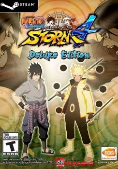 NARUTO SHIPPUDEN: Ultimate Ninja STORM 4 - Deluxe Edition [v1.05] (2016) PC | SteamRip от Let'sРlay