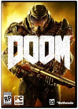 DOOM (Bethesda Softworks) Closed MP Beta [RUS/ENG] (2016) + Оffline Crack от infogram