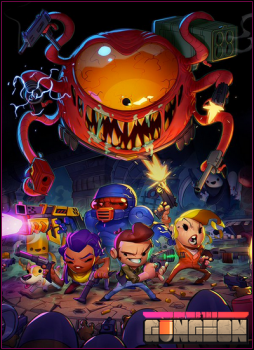 Enter The Gungeon: Collector's Edition [v 1.0.6] (2016) PC | Steam-Rip от FisherrEnter The Gungeon: Collector's Edition [v 1.0.6] (2016) PC | Steam-Rip от Fisherr